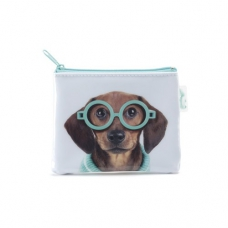 Catseye London Glasses Dog portemonnee